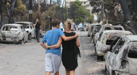 Ανατολική Αττική : Ώρες αγωνίας αλλά και αλληλεγγύης – Στους 76 οι νεκροί