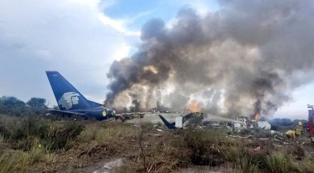 Μεξικό: Αμερικανοί οι περισσότεροι επιβάτες του αεροσκάφους που συνετρίβη