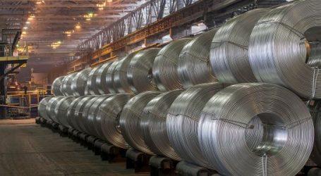 Ελληνική Ένωση Αλουμινίου: Αύξηση 7% στις εξαγωγές της Βιομηχανίας Αλουμινίου