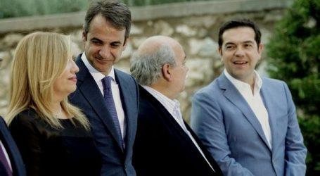 Το «σύνδρομο της επόμενης ημέρας» για ΣΥΡΙΖΑ και ΝΔ με ρυθμιστή το ΚΙΝΑΛ- Η τακτική των συνεργασιών μετά τις εκλογές