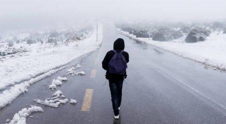 Στην «κατάψυξη» η χώρα – Χιόνια και στην Αττική – Δείτε τον καιρό LIVE