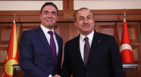 Τσαβούσογλου σε Ντιμιτρόφ: Καλωσορίζουμε την «Μακεδονία» στο ΝΑΤΟ