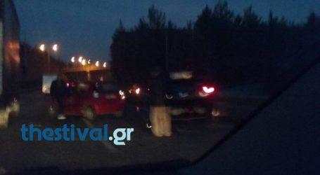 Θεσσαλονίκη: Καραμπόλα 15 οχημάτων