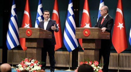 Συνάντηση Τσίπρα – Ερντογάν: Νέα εποχή με καθαρές κουβέντες