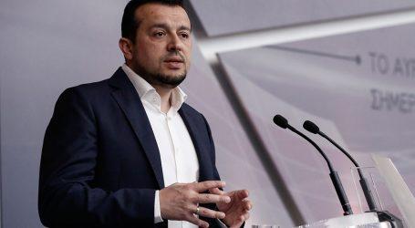 Παππάς: Ο κ. Στουρνάρας να μην συμπεριφέρεται ως αποτυχημένος υπουργός της κυβέρνησης Σαμαρά