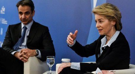 Γερμανίδα υπουργός Άμυνας για ΑΟΖ Κύπρου: Σεβασμός στο διεθνές δίκαιο