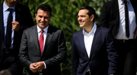 Πρόταση της Αθήνας για «επίβλεψη» του εναέριου χώρου των Σκοπίων