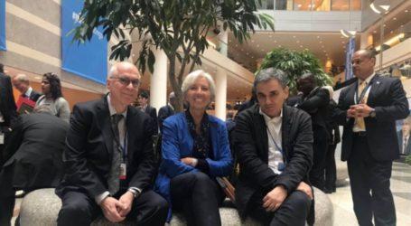 Τσακαλώτος: Ικανοποίηση Λαγκάρντ για την πρόωρη αποπληρωμή -Τι είπε για το αφορολόγητο
