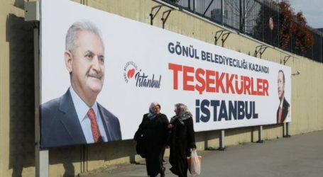 O Ερντογάν κατηγορεί την Ελλάδα για την ήττα του στις δημοτικές εκλογές!