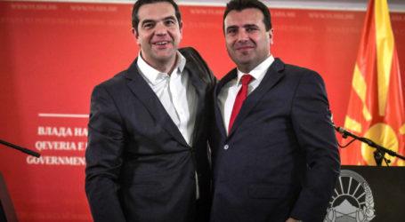 Πως είδαν τα ΜΜΕ στη Βόρεια Μακεδονία την επίσκεψη Τσίπρα