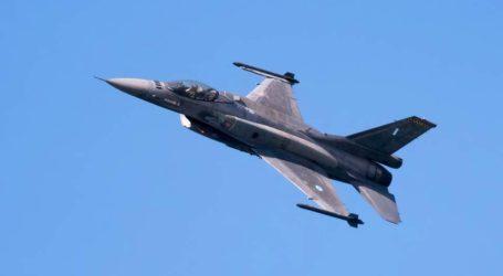 Πρώτη πτήση ελληνικού μαχητικού πάνω από τη Βόρεια Μακεδονία