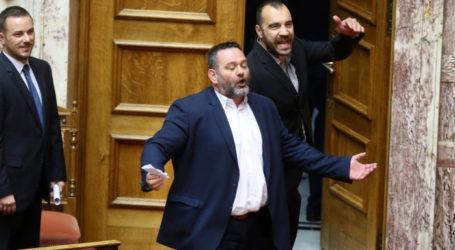 Η Ελλάδα έστειλε έναν υπόδικο με απαγόρευση εξόδου από τη χώρα στην Ευρωβουλή -Προβληματισμός για τον Λαγό