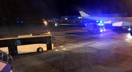 Απίστευτο: Αεροπλάνο τράκαρε με όχημα στο αεροδρόμιο Χανίων