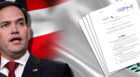Στη δημοσιότητα το Νομοσχέδιο Μενέντεζ-Ρούμπιο: Τι λέει για ΑΟΖ, S-400, Αιγαίο, Πατριαρχείο