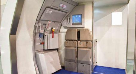 Επιβάτης αεροπλάνου άνοιξε την πόρτα της εξόδου κινδύνου νομίζοντας πως ήταν της τουαλέτας