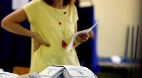 Εκλογές 2019: «Γαλάζιες» οι 11 από τις 13 περιφέρειες