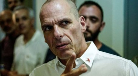 Βαρουφάκης: «Ο λαός τιμωρεί τα μνημόνια» – Ποιους εκλέγει το ΜεΡΑ25