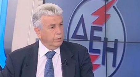 Παραιτήθηκε από τη ΔΕΗ ο Μαν. Παναγιωτάκης
