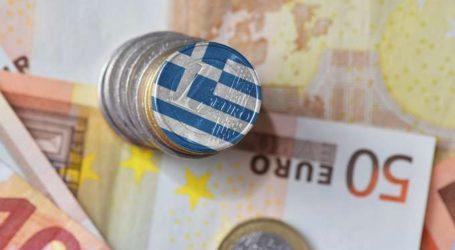Μεγάλη βελτίωση του οικονομικού κλίματος στην Ελλάδα (Διάγραμμα)