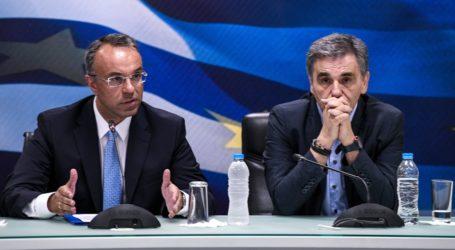 Σταϊκούρας: Προχωράμε στη φορολογική ελάφρυνση