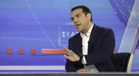 Τα ρέστα του έπαιξε ο Τσίπρας στην τηλεοπτική συνέντευξη στον ΣΚΑΪ – Σε τι ελπίζει
