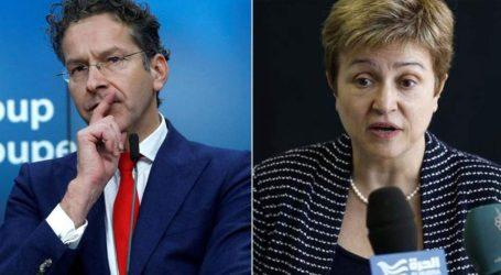 Ντάισελμπλουμ – Γκεοργκίεβα οι δύο «μονομάχοι» της ΕΕ για την θέση της Λαγκάρντ