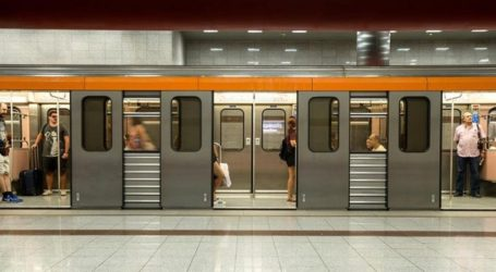 Οι «μαύροι πάνθηρες» της ΕΛΑΣ μπήκαν στο μετρό