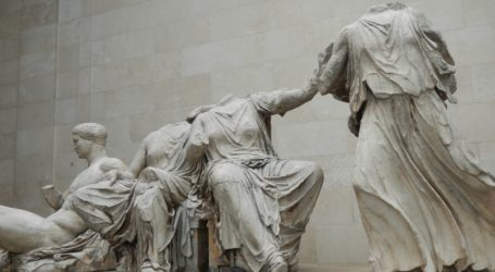 Επιστροφή των Γλυπτών του Παρθενώνα για τα 200 χρόνια από την Επανάσταση θα ζητήσει ο Κυριάκος Μητσοτάκης