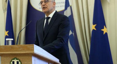 Ν. Δένδιας: Επανεκκίνηση των σχέσεων με την Τουρκία χωρίς εκπτώσεις στα κυριαρχικά μας δικαιώματα