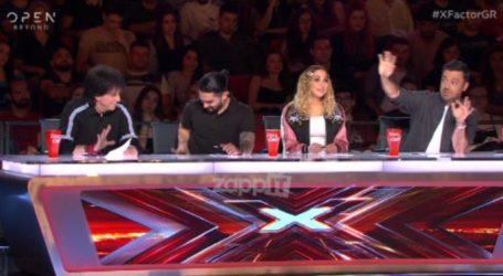 X Factor: Ο Γιώργος Θεοφάνους διέκοψε την παίκτρια! «Δεν τραγουδάς…» – Το επικό σχόλιο Τσαουσόπουλου