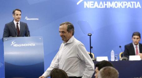 Προανακριτική Novartis: Το «παρών» του Σαμαρά και η κάλυψη ΣΥΡΙΖΑ στον Παπαγγελόπουλο