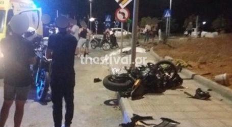 Σοκ στη Θεσσαλονίκη: Εμπαινε να γεννήσει, όταν της ανακοίνωσαν ότι ο σύντροφός της σκοτώθηκε σε τροχαίο