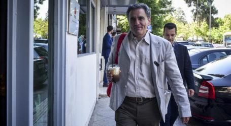 Τσακαλωτος: «Η πρόωρη αποπληρωμή του ΔΝΤ είχε δρομολογηθεί από τον ΣΥΡΙΖΑ»
