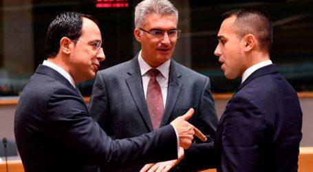Απόφαση – σταθμός των Ευρωπαίων ΥΠΕΞ: Κυρώσεις στην Τουρκία για τις παράνομες γεωτρήσεις στην κυπριακή ΑΟΖ