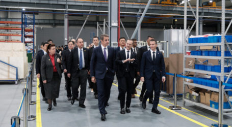 Οι επιχειρηματίες που συνόδευσαν τον πρωθυπουργό στην Κίνα