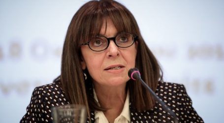 Την Αικατερίνη Σακελλαροπούλου προτείνουν στον Κυριάκο για την Προεδρία της Δημοκρατίας