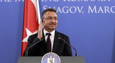 Προκαλεί ο Τούρκος αντιπρόεδρος: Κακομαθημένη η ελληνοκυπριακή πλευρά – Δεν σταματάμε τις γεωτρήσεις