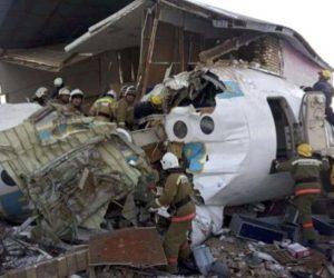 Καζακστάν: Αεροσκάφος με 100 επιβαίνοντες συνετρίβη σε κτίριο - 14 νεκροί