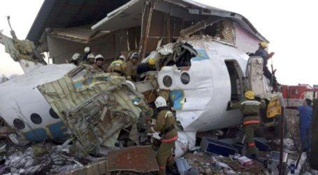 Καζακστάν: Αεροσκάφος με 100 επιβαίνοντες συνετρίβη σε κτίριο – 14 νεκροί
