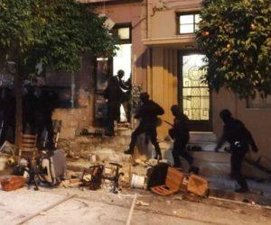 ΕΛ.ΑΣ για την επιχείρηση στο Κουκάκι: Δεν ασκήθηκε καμία βία