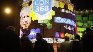 Εκλογές στη Βρετανία: Θρίαμβος για Τζόνσον και Brexit - Βαριά ήττα για τον Κόρμπιν