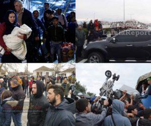 «Καζάνι που βράζει» το προσφυγικό: Αναβρασμός σε νησιά και ενδοχώρα – «Κατεβαίνουν» στην Αθήνα οι κάτοικοι - Κλείνουν λιμάνια και αεροδρόμια