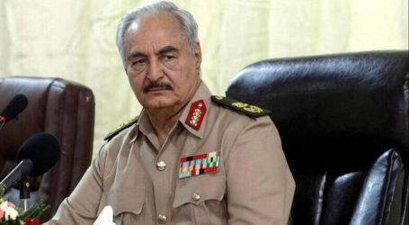 Λιβύη: Ο Χαφτάρ απέρριψε την κατάπαυση του πυρός
