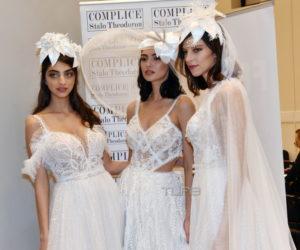 Τα κορίτσια του GNTM ντύθηκαν… νυφούλες και εντυπωσίασαν στην «Bridal Fashion Week 2020»! Φωτογραφίες