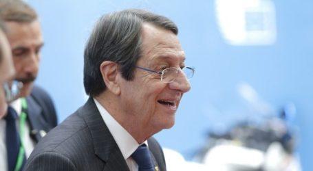 Διάψευση Αναστασιάδη: Ούτε καν σκέφτηκα τη διχοτόμηση της κυπριακής ΑΟΖ