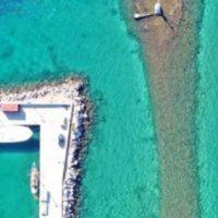 Ερέτρια: Δύο λιμάνια δίπλα – δίπλα που τα χωρίζουν 2.500 χρόνια (Βίντεο)