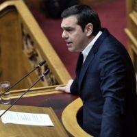 Τσίπρας στη Βουλή: Ο κορονοϊός δεν μπορεί να γίνει ευκαιρία για παλινόρθωση φθαρμένων πρακτικών