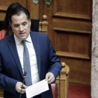 Γεωργιάδης: «Ενεση» 7 δισ.€ σε επιχειρήσεις - Στόχος η μονοψήφια ύφεση
