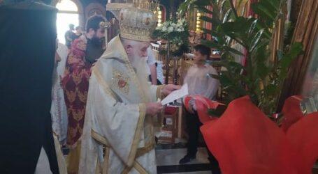 Πήρε… φόρα ο Αμβρόσιος: Αφόρισε Μητσοτάκη, Κεραμέως και Χαρδαλιά – Έφυγαν από την εκκλησία οι πιστοί