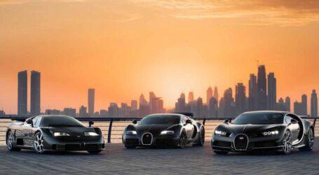 Αυτοκίνητα: Ο όμιλος Volkswagen μεταβιβάζει την Bugatti στην κροατική Rimac